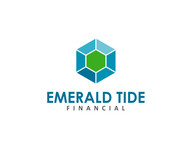 Emerald Tide Financial Logo - Entry #263