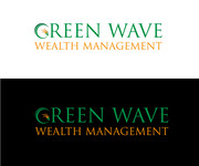 Green Wave Wealth Management Logo - Entry #170
