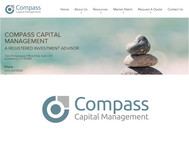 Compass Capital Management Logo - Entry #145