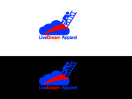 LiveDream Apparel Logo - Entry #311
