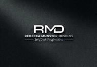 Rebecca Munster Designs (RMD) Logo - Entry #45