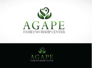 Agape Logo - Entry #141