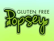 gluten free popsey  Logo - Entry #72