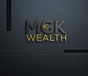 MGK Wealth Logo - Entry #337