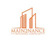 MAIN2NANCE BUILDING SERVICES Logo - Entry #247