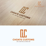 Choate Customs Logo - Entry #274