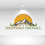 Shepherd Drywall Logo - Entry #369