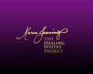 The Healing Waters Project Logo - Entry #91