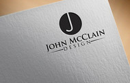 John McClain Design Logo - Entry #59