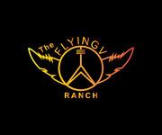 The Flying V Ranch Logo - Entry #41
