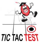 TicTacTest Logo - Entry #54