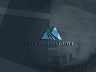 Peak Vantage Wealth Logo - Entry #168