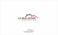 CZ Real Estate Rockstars Logo - Entry #115