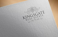 Kingsgate Real Estate Logo - Entry #76