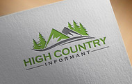 High Country Informant Logo - Entry #79