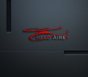 Helo Aire Logo - Entry #162
