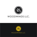 Woodwind repair business logo: R S Woodwinds, llc - Entry #92