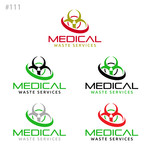 Medical Waste Services Logo - Entry #194