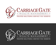Carriage Gate Wealth Management Logo - Entry #46