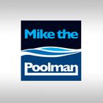 Mike the Poolman  Logo - Entry #21