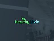 Healthy Livin Logo - Entry #180