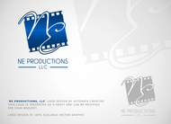 NE Productions, LLC Logo - Entry #92