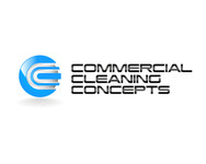 Commercial Cleaning Concepts Logo - Entry #43