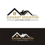 Elegant Houston Logo - Entry #188