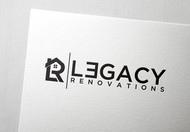 LEGACY RENOVATIONS Logo - Entry #68