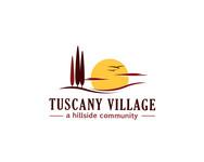 Tuscany Village Logo - Entry #130