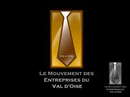Le Mouvement des Entreprises du Val d'Oise Logo - Entry #4