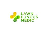 Lawn Fungus Medic Logo - Entry #215