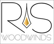 Woodwind repair business logo: R S Woodwinds, llc - Entry #32