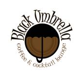 Black umbrella coffee & cocktail lounge Logo - Entry #91