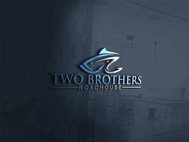 Two Brothers Roadhouse Logo - Entry #57
