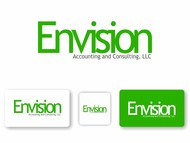 Envision Accounting & Consulting, LLC Logo - Entry #71