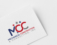 Mechanical Construction & Consulting, Inc. Logo - Entry #63