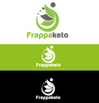 Frappaketo or frappaKeto or frappaketo uppercase or lowercase variations Logo - Entry #11