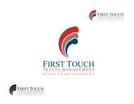 First Touch Travel Management Logo - Entry #106