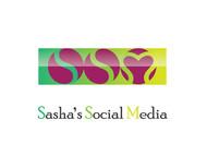 Sasha's Social Media Logo - Entry #52