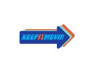 Keep It Movin Logo - Entry #77