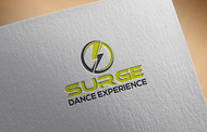 SURGE dance experience Logo - Entry #61