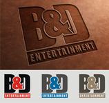 B&D Entertainment Logo - Entry #123