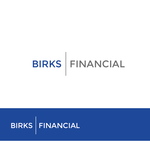 Birks Financial Logo - Entry #76