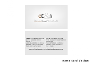 Law Office of Cortright, Evans and Associates Logo - Entry #41