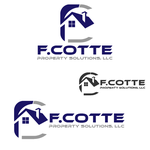 F. Cotte Property Solutions, LLC Logo - Entry #224
