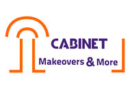 Cabinet Makeovers & More Logo - Entry #111