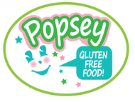 gluten free popsey  Logo - Entry #67