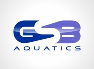 GSB Aquatics Logo - Entry #66