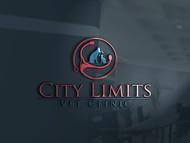 City Limits Vet Clinic Logo - Entry #278